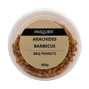 Arachides barbecue 800gr