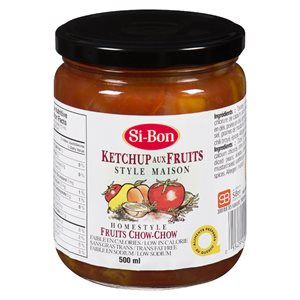 Ketchup aux fruits 500ml