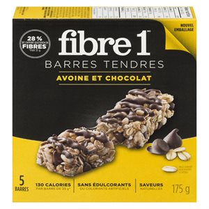 Barre tend.avoine&choco. 175gr