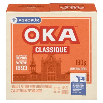 Fromage Oka classique 190gr