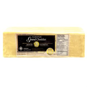 Fromage grand cheddar vieilli 3ans