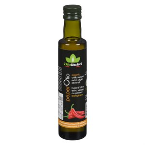 Huile olive / infusion piment 250ml