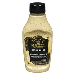 Moutarde dijonnaise 235ml